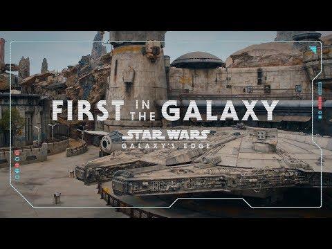 Paco - Galaxy's Edge In Disneyland Looks Insane