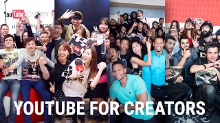 YouTube for Creators thumbnail