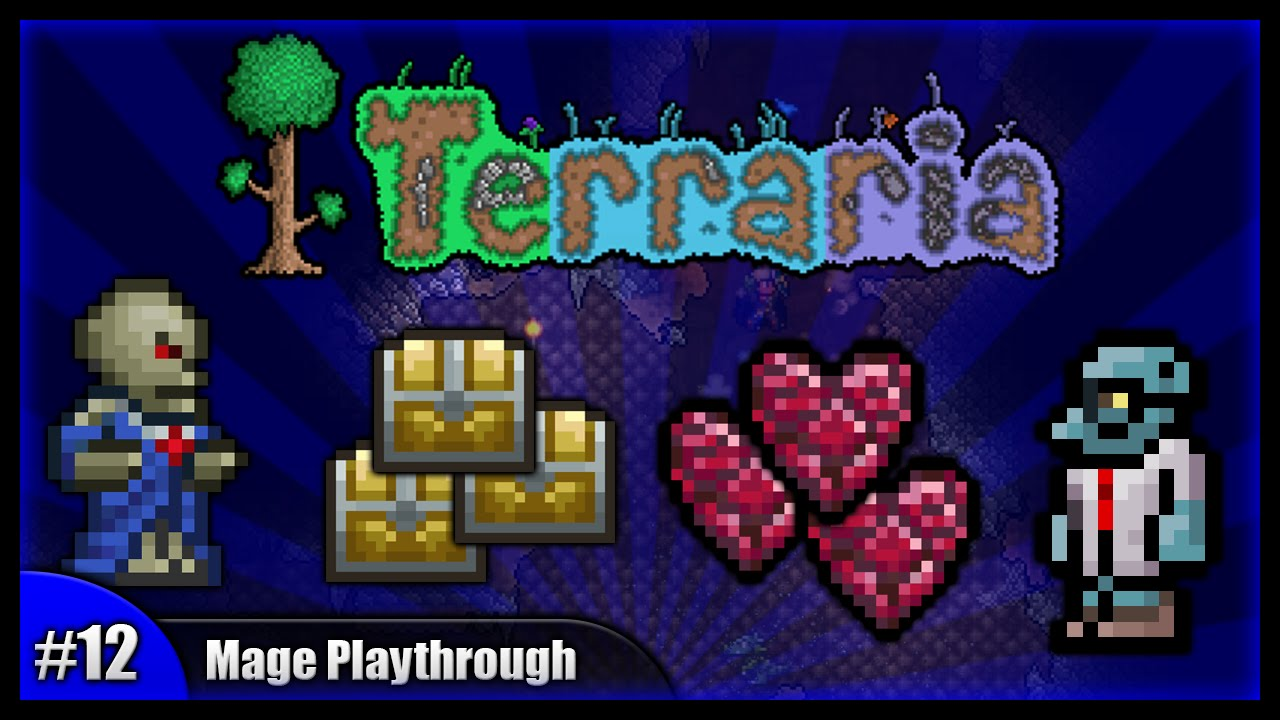 how to get more hearts terraria