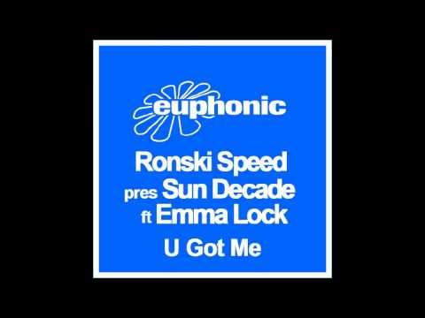 Ronski Speed pres. Sun Decade feat. Emma Lock