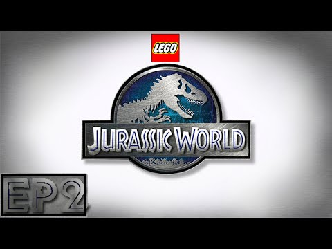 LEGO : Jurassic World : Mr.DNA
