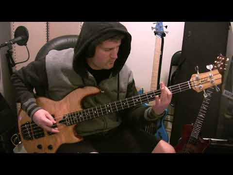 Tool- PS 2020 Bass Cover- HD