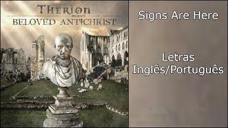 Therion - Signs Are Here (Letras Inglês/Português)