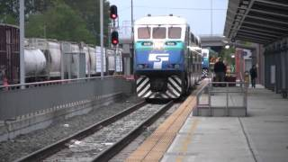 Railroad Profile: Sounder Commuter Rail