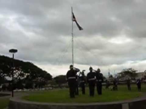 120th Overthrow Commemoration - Symbolic Raising of Hawaiian Flag