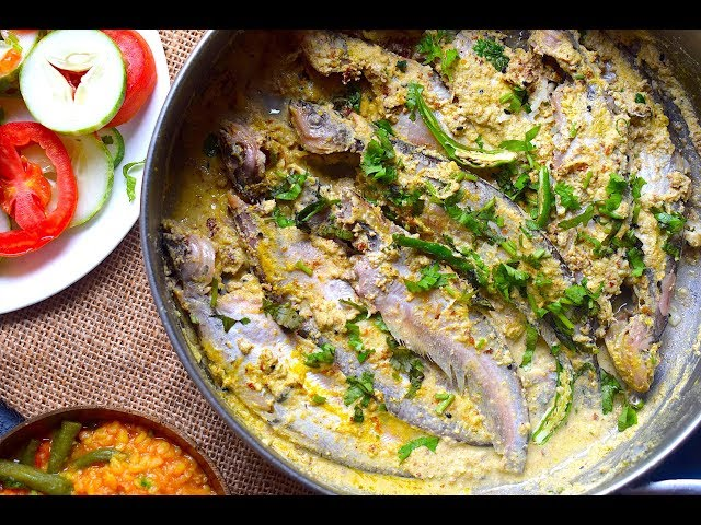 Pabda Fish In Mustard | Fish Recipes | Assamese Recipes