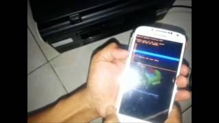 Hard Reset Samsung Galaxy S4 super copy atau reflika