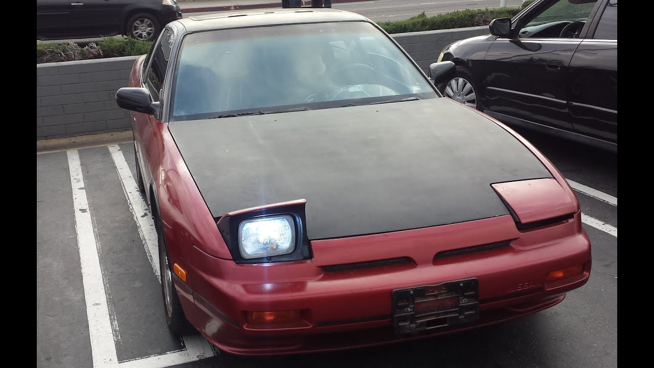 Buying a Cheap Nissan 240sx S13 Project Car Introduction and