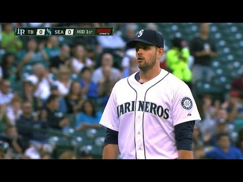 9/7/13: Paxton shines in his MLB debut for Mariners