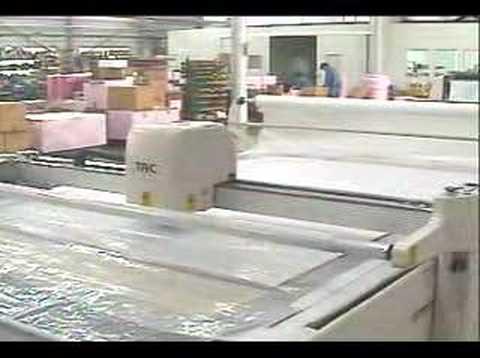 Textile Auto-Cutting Machine