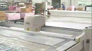 Textile Auto-Cutting Machine