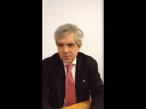 Dr. Daniel Cataldo - Brescia Conference 30-01-2014 - Interview