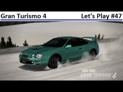 The Snow Spike - Gran Turismo 4: Let's Play (Episode 47)