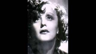 "Edith PIAF - "" La Chanson de Catherine "" (1951)"