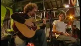 Incubus Pardon me acoustic live