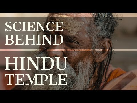 Hindu Temple (Scientific Reason  , Vedic philosophy and Culture )