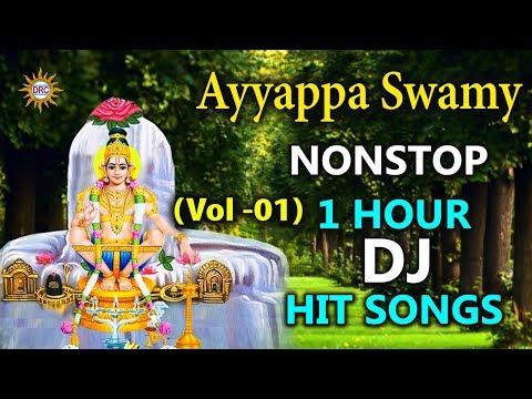 Ayyappa Swamy Nonstop 1 Hour DJ Hit Songs || Disco Recording Company