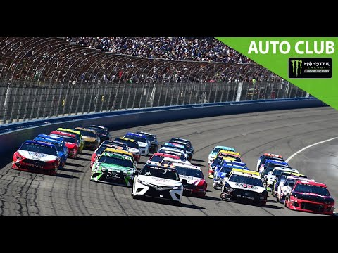 Monster Energy NASCAR Cup Series – Full Race – Auto Club 400