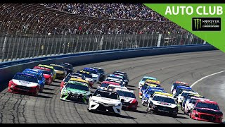 Monster Energy NASCAR Cup Series - Full Race - Auto Club 400