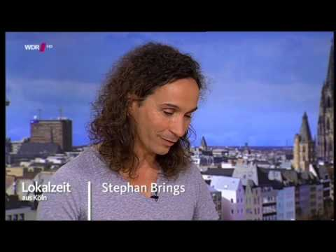 Stephan Brings - Buchvorstellung --Superjeilezick-- Bericht Biographie (Lokalzeit Köln 23.10.2014)
