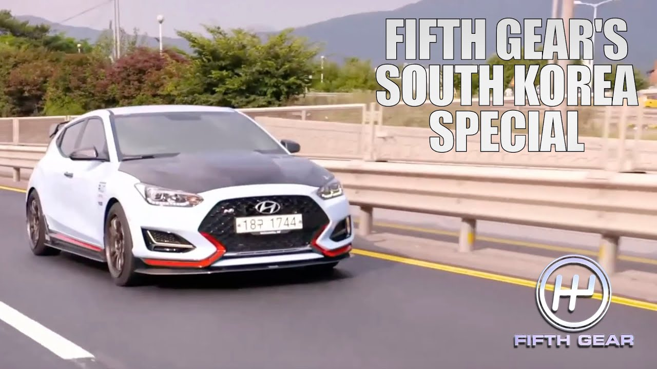 Download Fifth Gear's South Korea Special