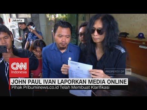 Namanya Dicatut, Mantan Gitaris Boomerang Laporkan Media Online