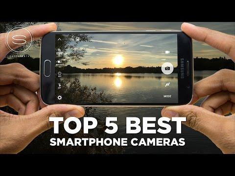 Top 5 BEST Smartphone Cameras 2015