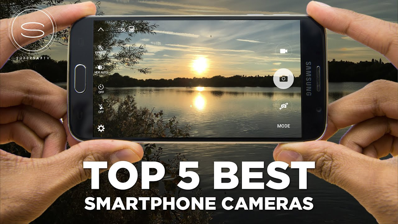 Top 5 BEST Smartphone Cameras 2015 - YouTube