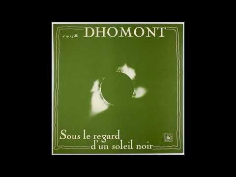 Francis Dhomont — Sous Le Regard D'un Soleil Noir (Full Album)
