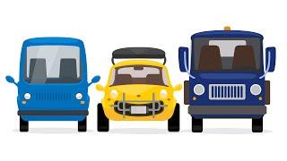 Машинки и автосервис: мультик Доктор Машинкова: Грузовик, пикап и желтая машинка едут на пикник(, 2015-02-04T11:17:11.000Z)