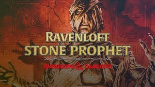 Let's Play Ravenloft: Stone Prophet - 1