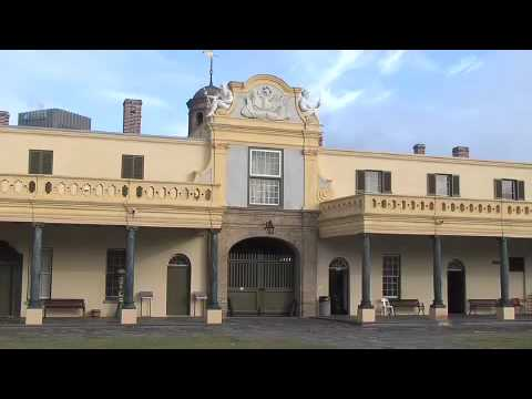 The Castle of Good Hope Cape Town South Africa