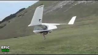 Epic Self Powered Plane