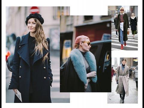 Что носить зимой: 70 модных street style образов на декабрь