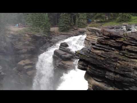 Athabaskan Falls