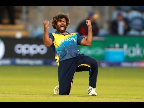 Download 👑Malinga best insowing yorker  in first over