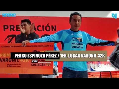 XXIX Maratón Internacional de Culiacán reúne a miles de corredores