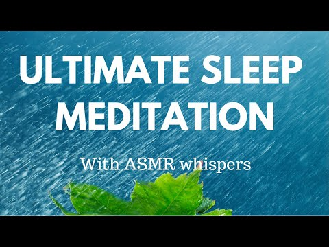 Cleansing your soul - THE ULTIMATE SLEEP THERAPY, The sounds of rain, Guided meditation