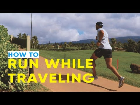 How to Run While on Vacation   4 Running Tips to Stay Fit while Traveling