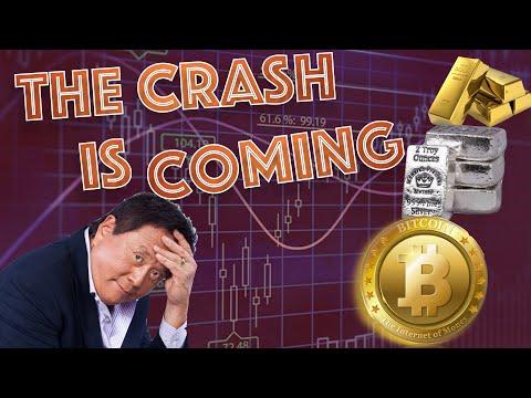 the-crash-is-coming!-robert-kiyosaki-&-economist-steven-davis-reveal-all!-75k-bitcoin-gold-&-silver