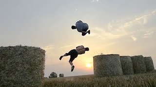 Awesome Parkour and Freerunning 2015