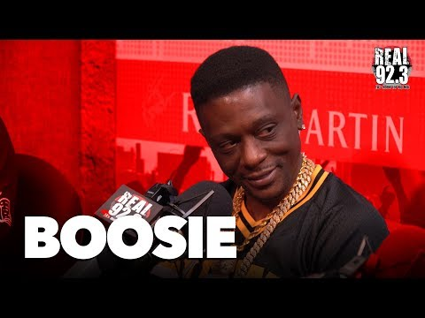 Boosie Talks Sliding In Rihanna's DMs, Relationship With Webbie, His Newest Artist & More