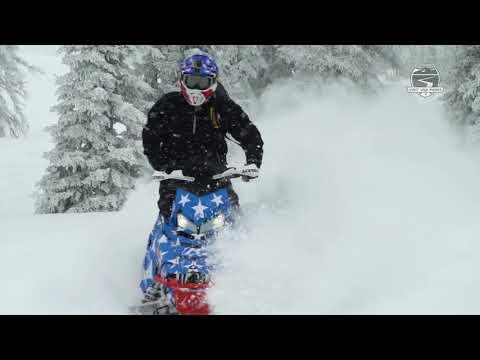 Winter Fun - Carbon County, Wyoming