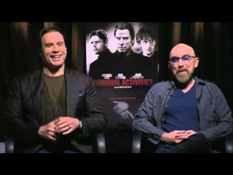 John Travolta and Director Jackie Earle Haley on Good Day Orlando