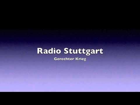 Radio Stuttgart- tysk