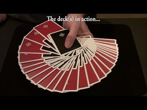 Ellusionist - SCARLET Madison Rounders \u0026 Friends Deck Review