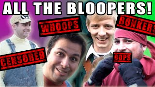 Stupid Mario Brothers - All Bloopers
