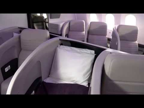 Air New Zealand Boeing 787-9 Dreamliner Overview