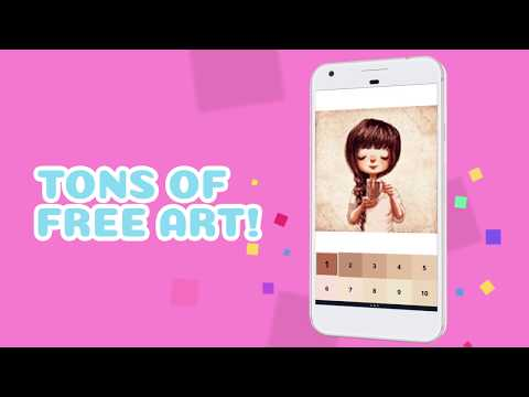 Pixel Art: Color by Number - Apps on Google Play