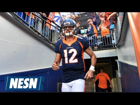 Trevor Siemian Ruled Out, Paxton Lynch To Start